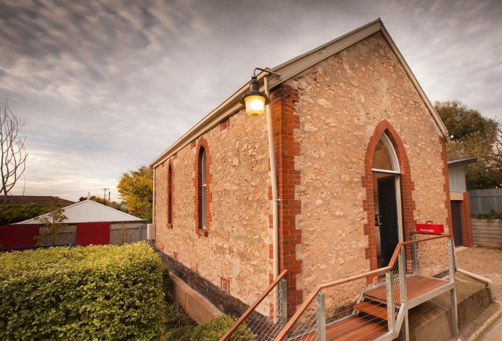 Toolbox Studio Exterior