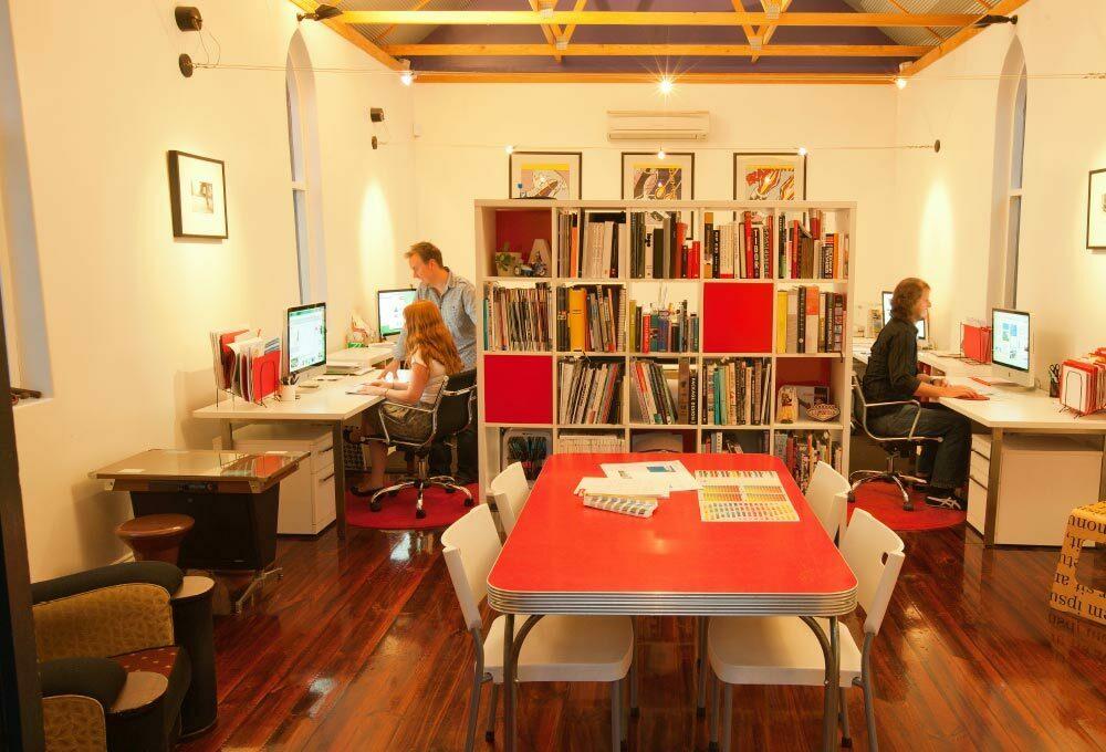 Toolbox Studio Interior
