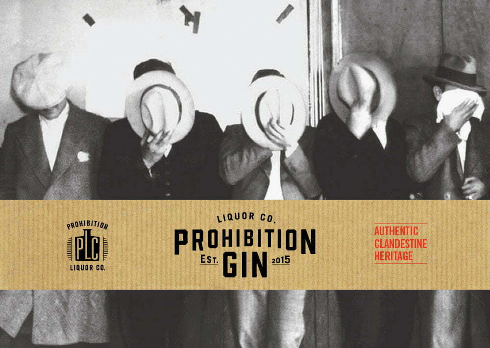 Prohibition Liquor Identity