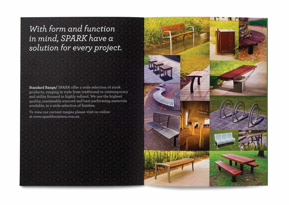 Spark Brochure Spread