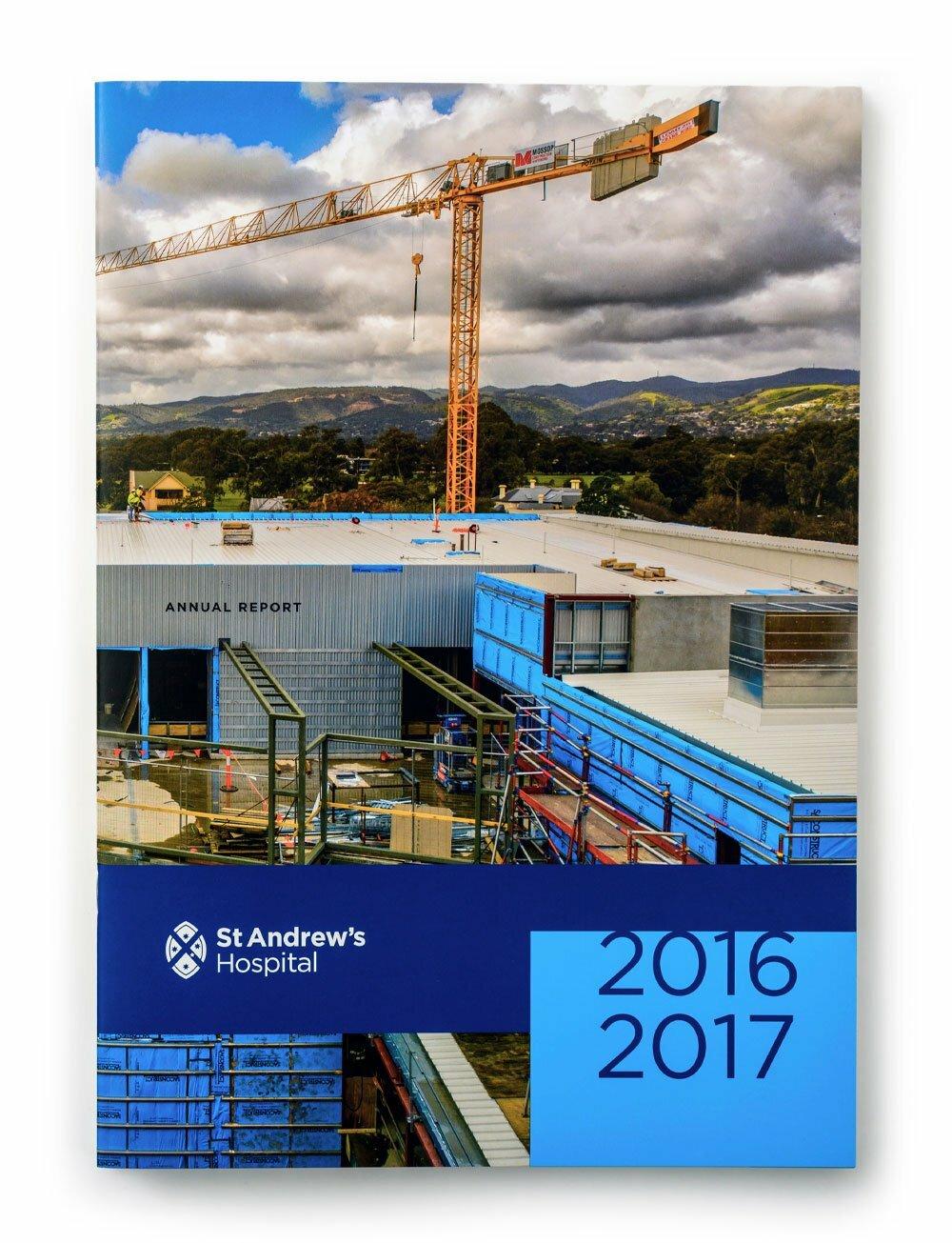 St Andrews 2016-2017 Document