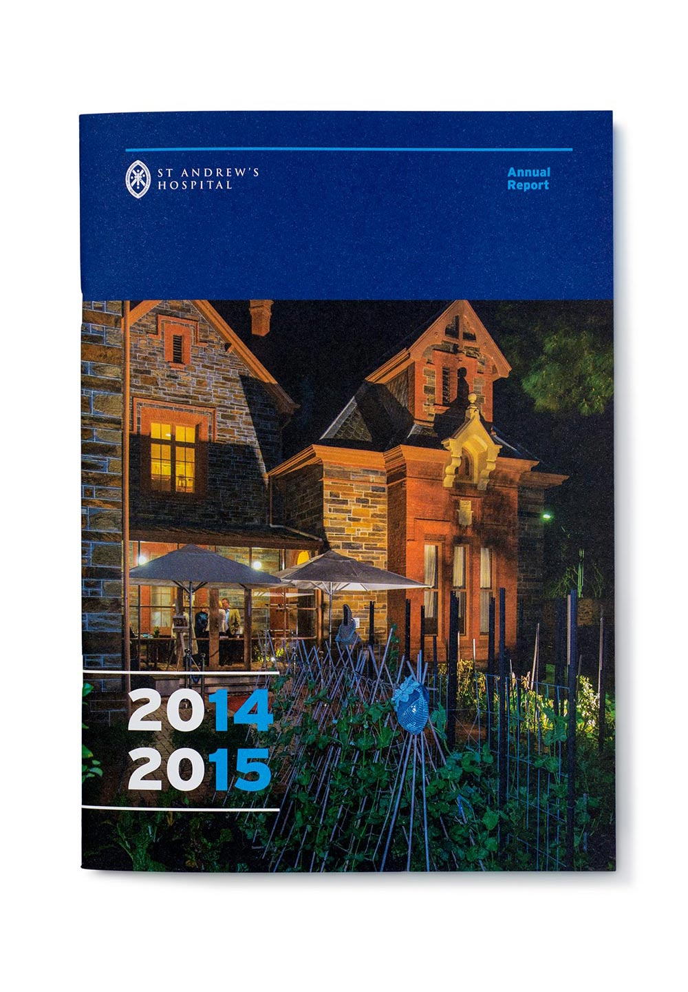 St Andrews Annual Report Cover