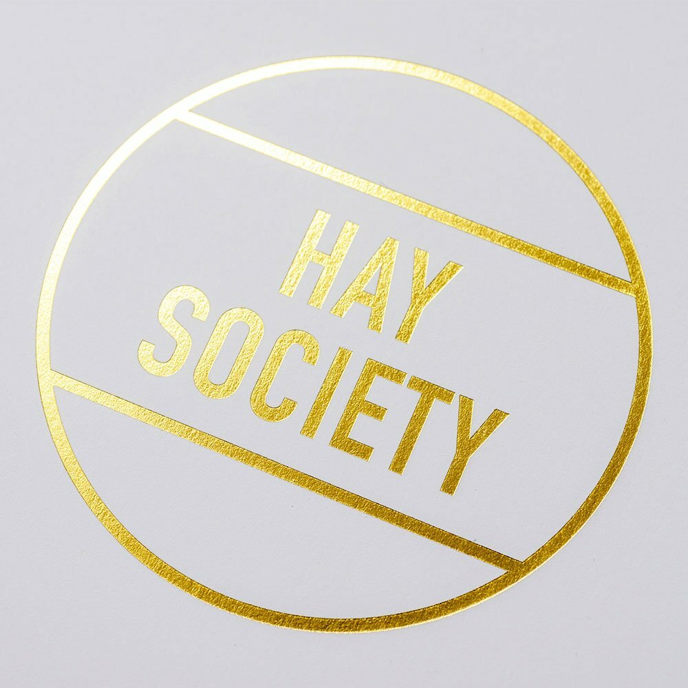 St Andrews Hay Society Foil