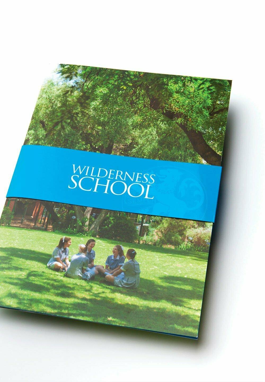 Wilderness School Prospectus Cover