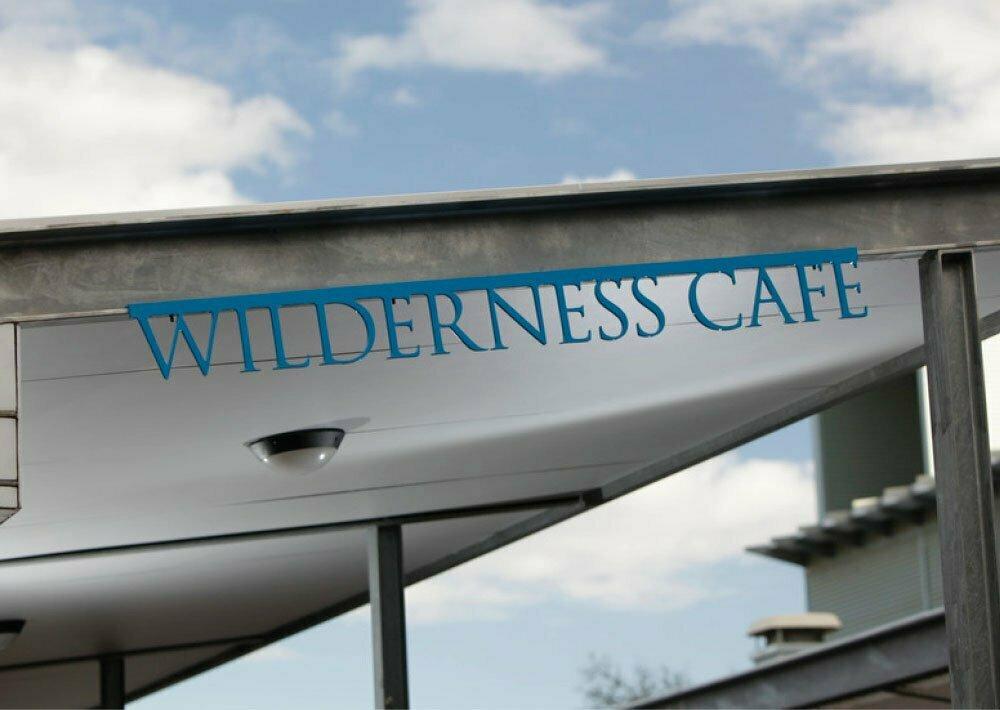 Wilderness School Signage