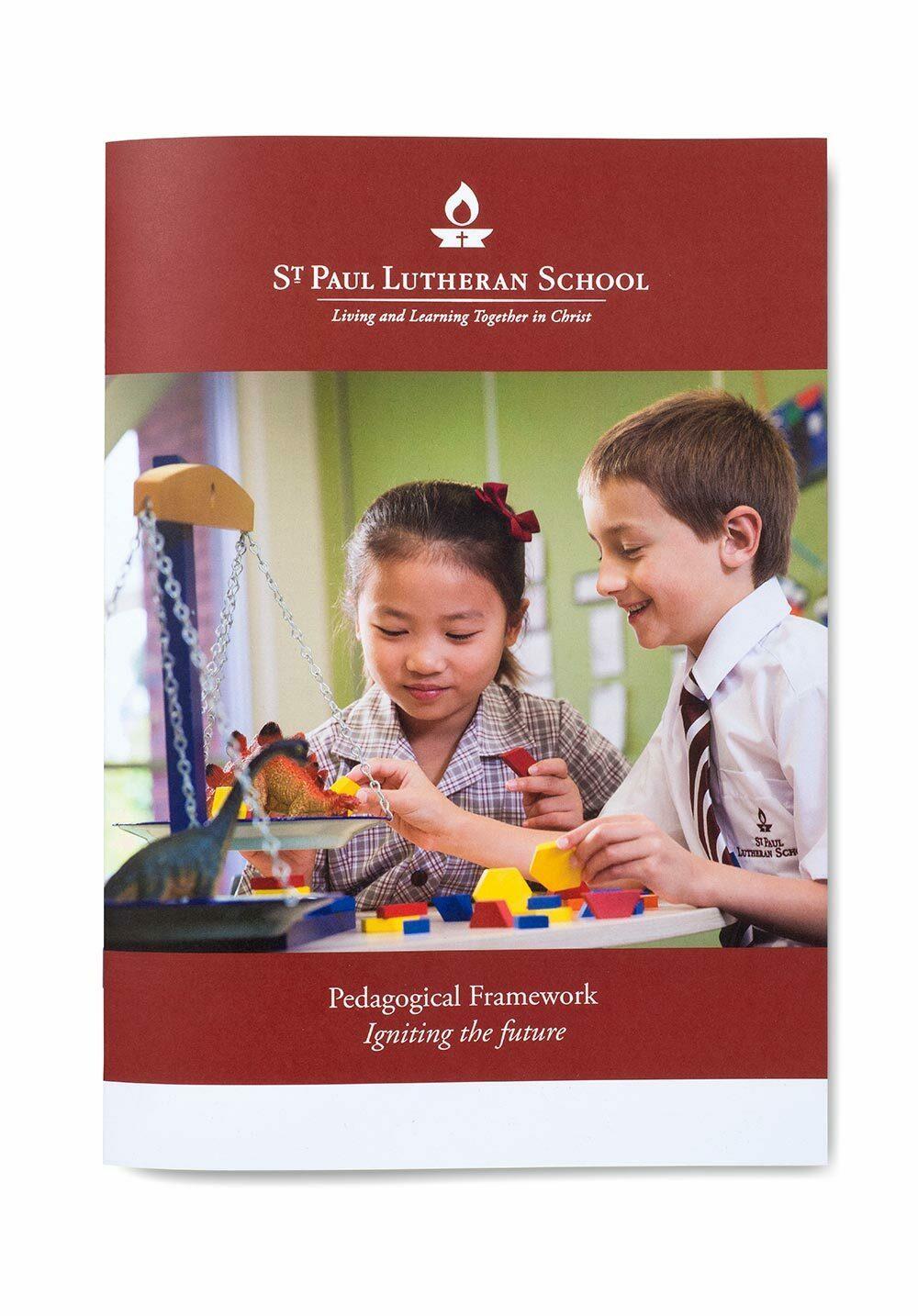St Paul Pedagogical Framework Cover