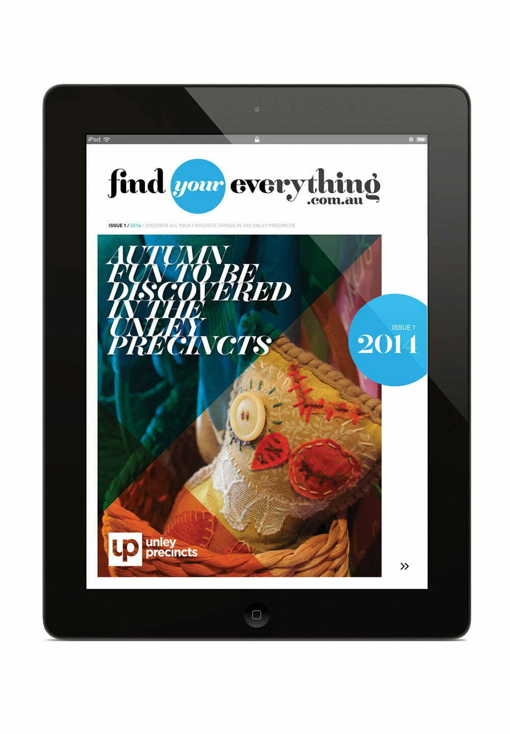 Find Your Everything - Digital Publication