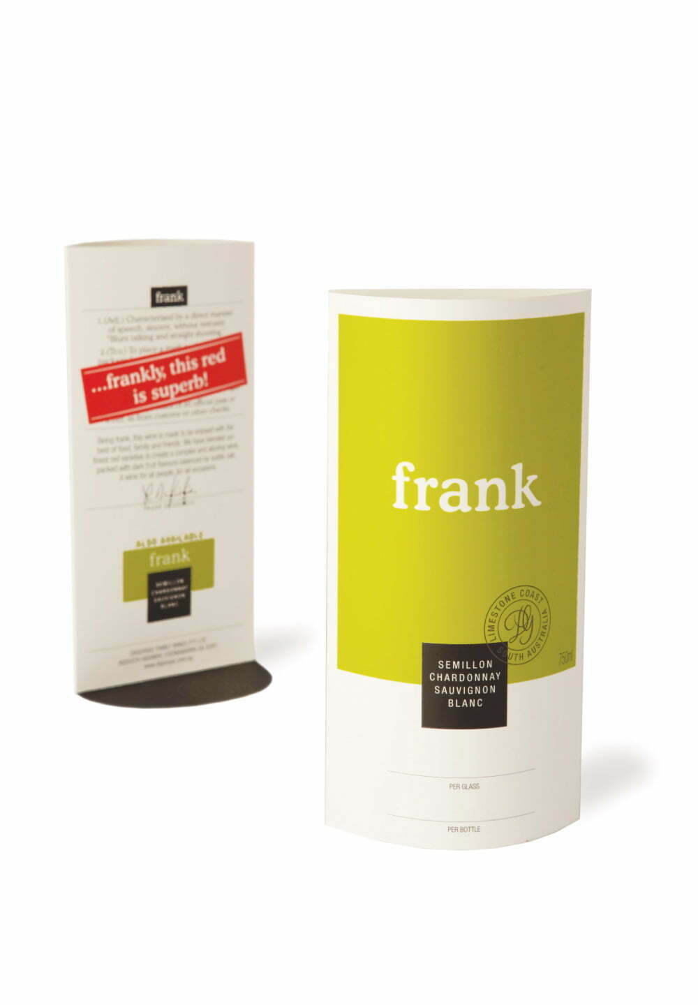 Frank Table Toppers