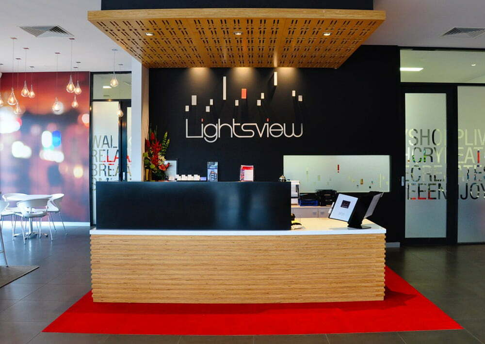 Lightsview Sales and Information Centre