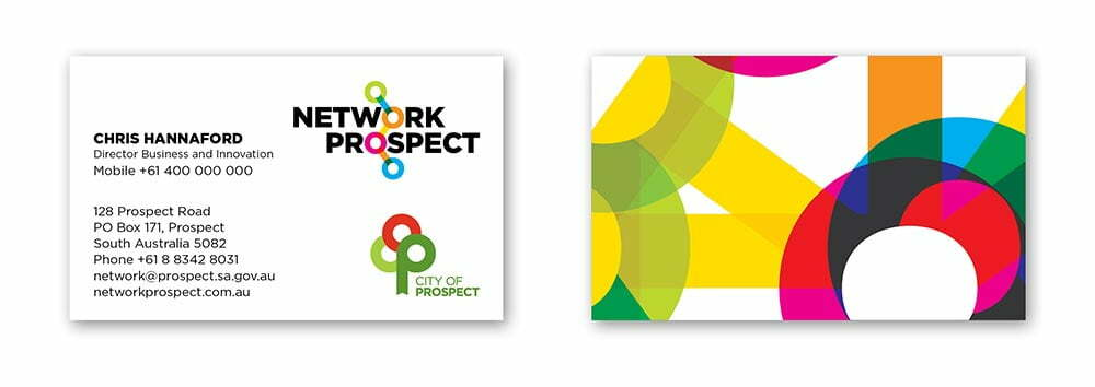 Network Prospect Stationery