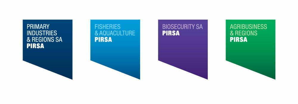 PIRSA Department Brands