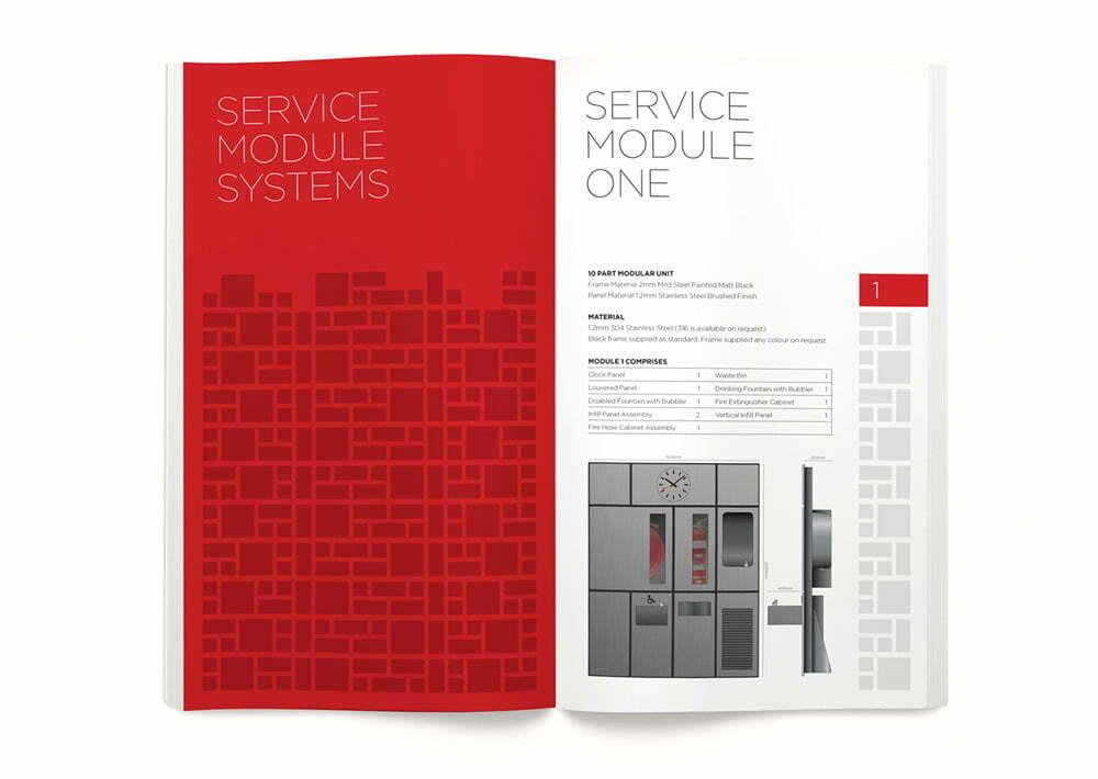 Service Module Systems Brochure