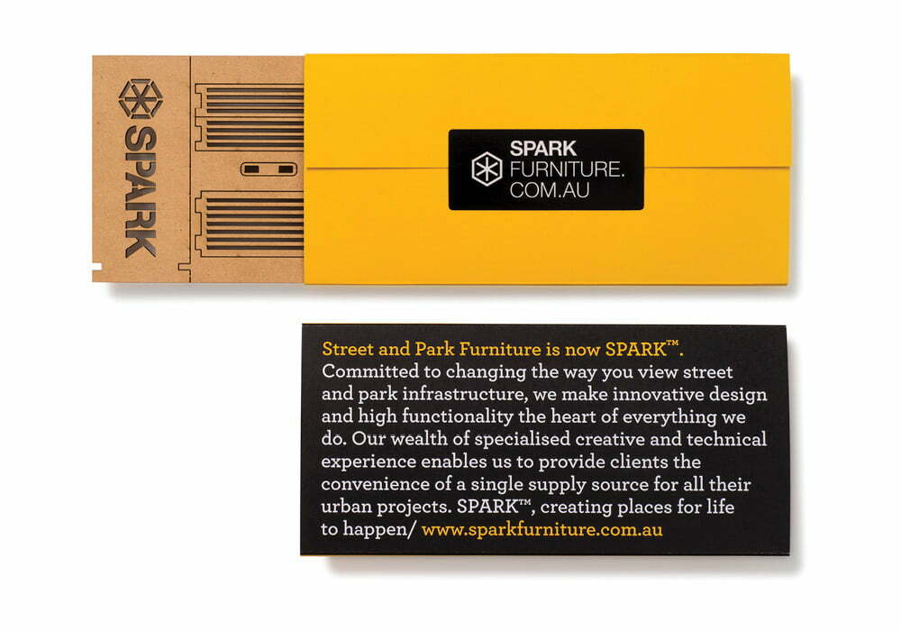 Spark Furniture Promotional Item