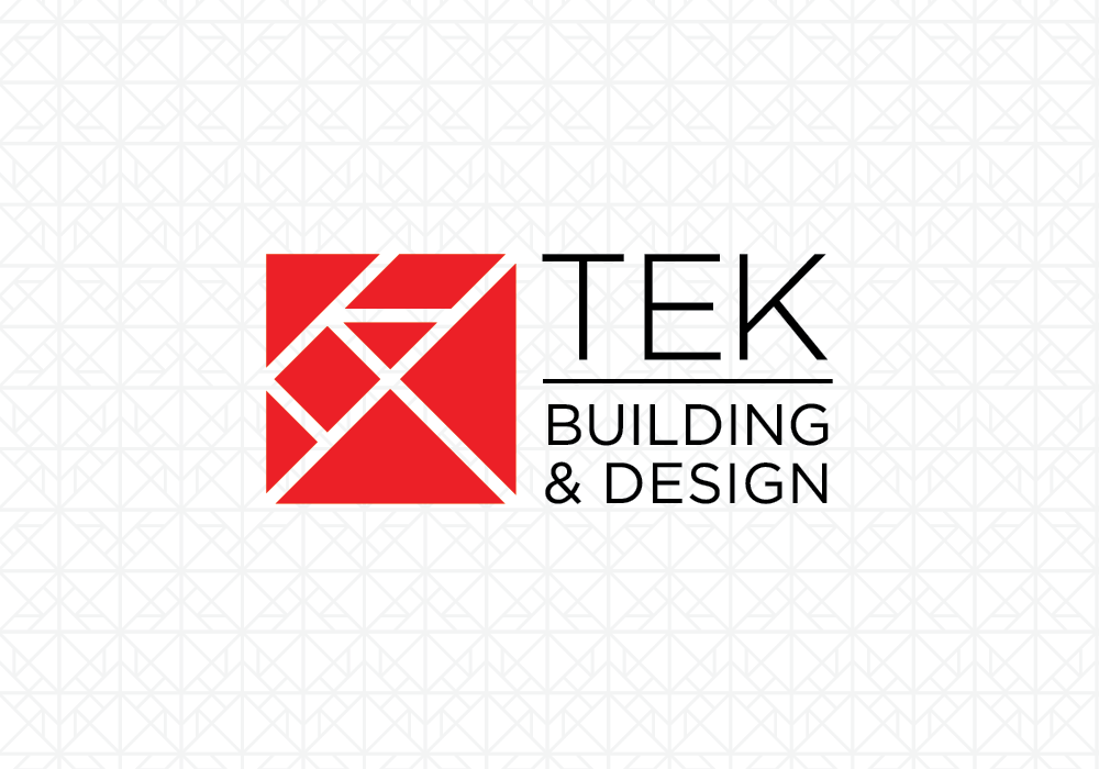 TEK Building & Design Identity