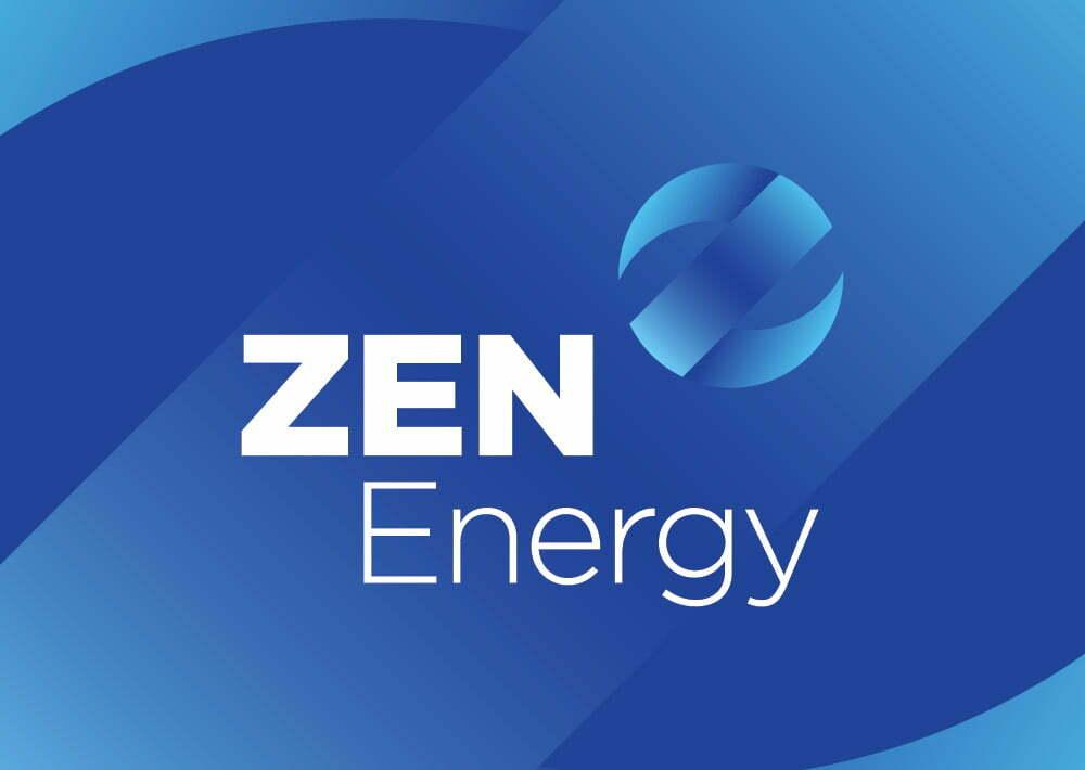 ZEN Energy Refreshed Brand