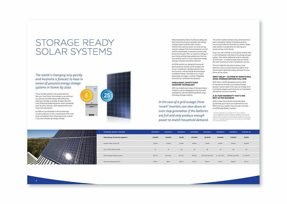 ZEN Energy Landscape A4 Brochure