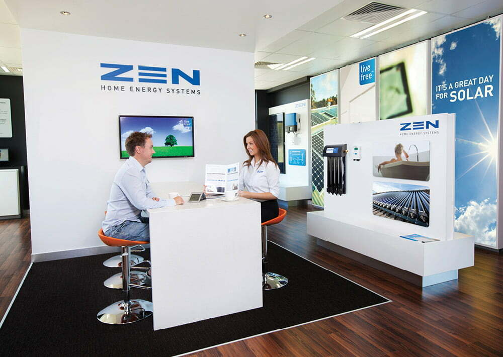 ZEN Energy Promotional Photography