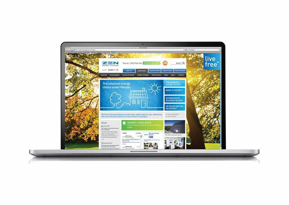 ZEN Energy Website