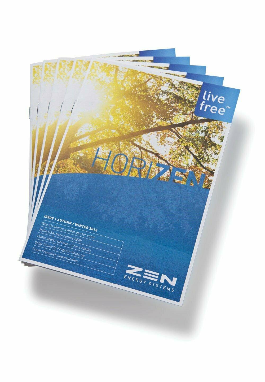 ZEN Energy Horizen Publication