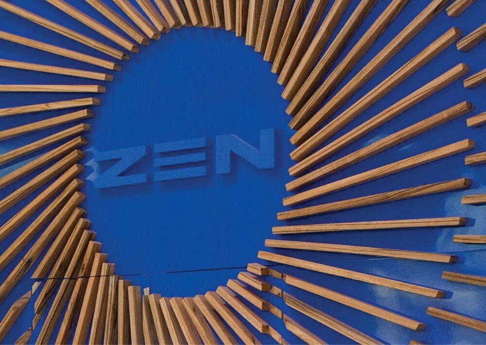 ZEN Energy Store Branding