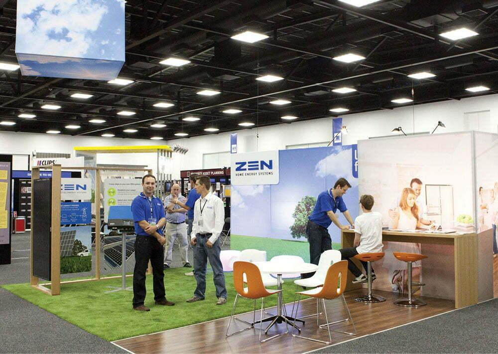 ZEN Energy Royal Adelaide Show Display