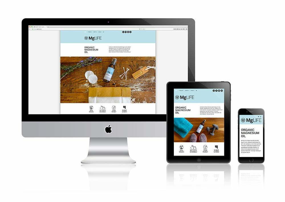 MgLIFE Responsive WordPress Website