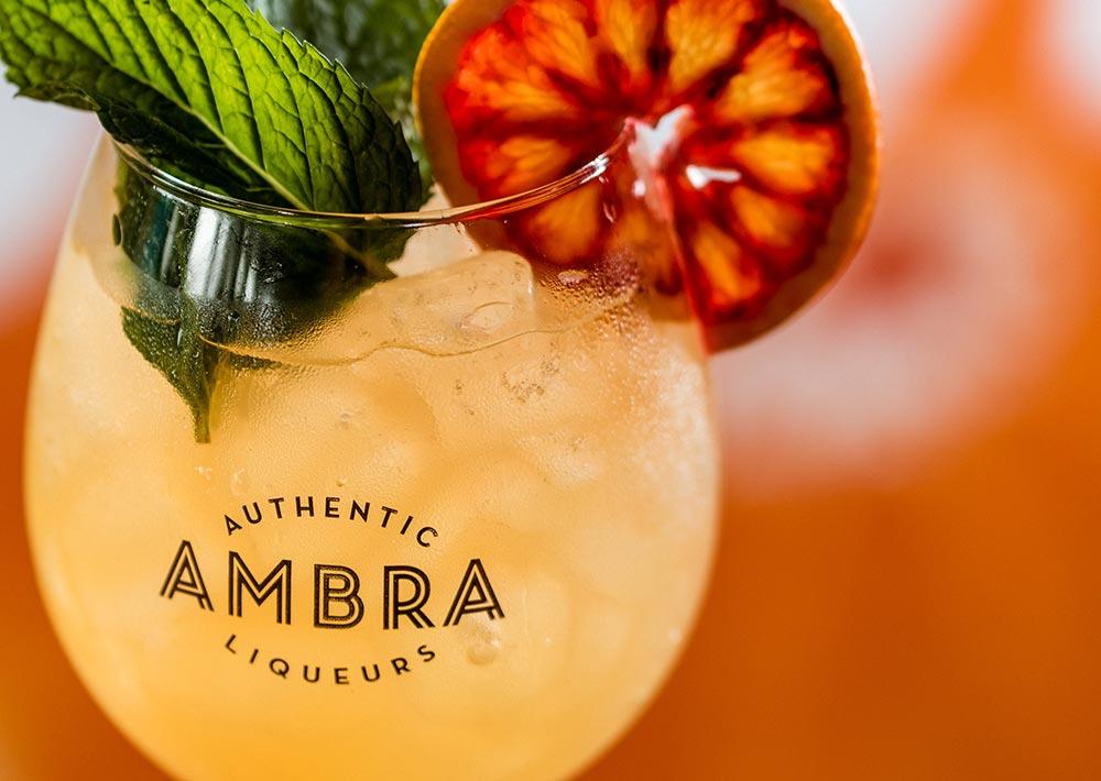 Ambra Glass