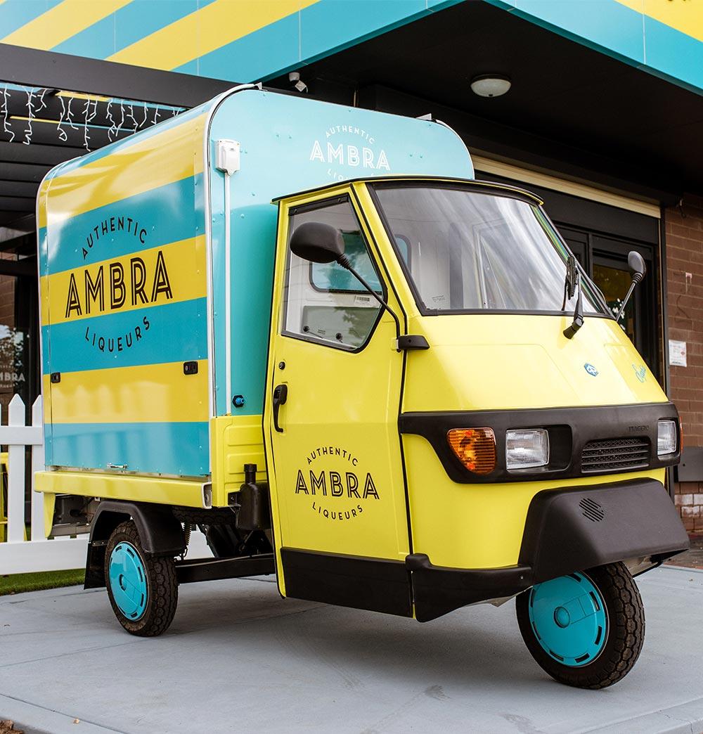 Ambra Vehicular Signage