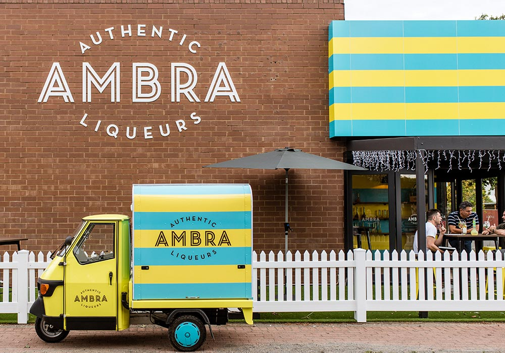 Ambra Building and Vehicle Signage