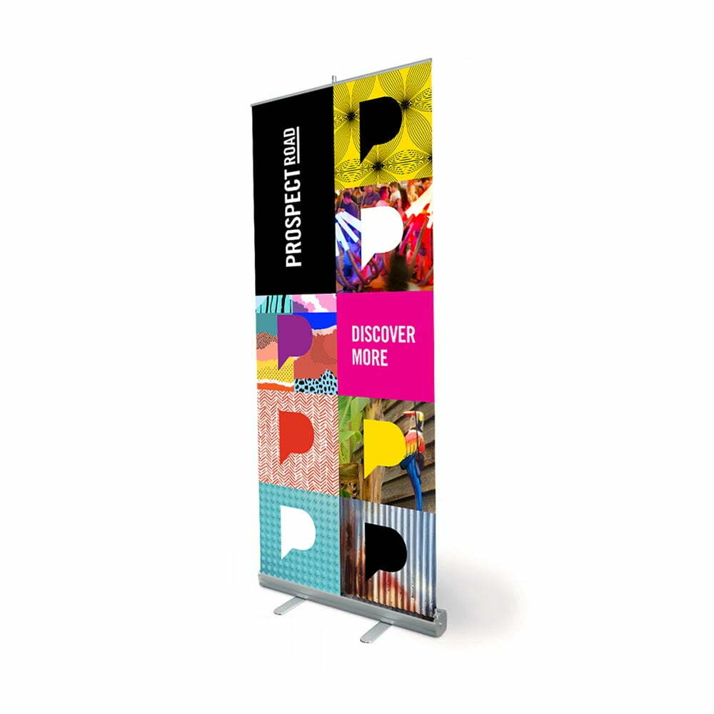 Prospect Road Pull Up Banner