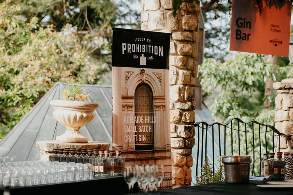 Prohibition Gin at the 2018 DIA Awards